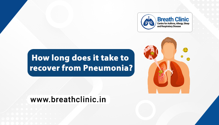 recover from pneumonia