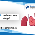 Is TB curable at any stage